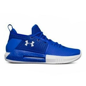 UNDER ARMOUR Drive 4 Low Basketball Shoe Blue 7